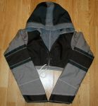 Reversible Hoodie Shrug 2 by RedheadThePirate