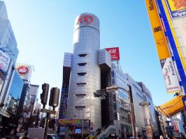 Shibuya 109 in Tokyo by 4ELEVEN-IMAGES