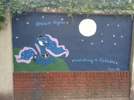 Dream Higher by TheResky