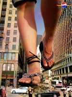 chicago streets by megakorean