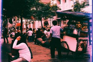 old city, jakarta by mynameisai
