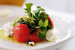 Heirloom Tomato Salad by lilkoda16