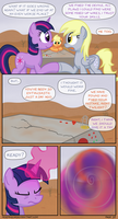Return to Equestria - Page 20 by moemneop