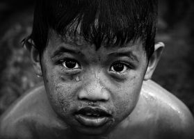 anak kecil by styvop