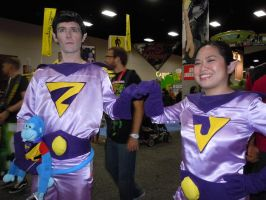 Wonder Twins cci 2011 by CoonDog69
