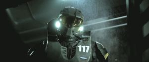 John-117 in Halo 4: Forward Unto Dawn by Lopez-The-Heavy