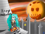 Halloween at Hangs Castle by CloudDDPA