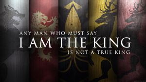 I am the king by matriiarch