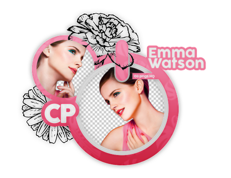 Png Pack 855 // Emma Watson by confidentpngs