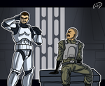 Soldiers of the Empire by Smackadoodledoo
