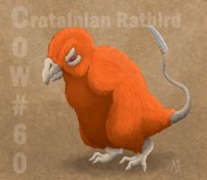 Cratainian Ratbird by Lundsfryd