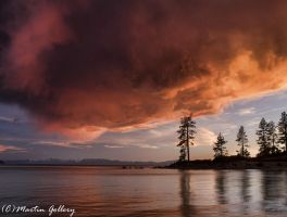 Sand Harbor Sunset130604-66-Edit by MartinGollery