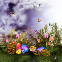 Easter by SuliannH
