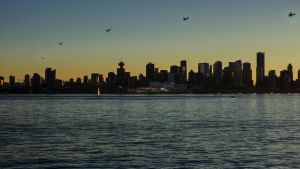 Vancouver at Dusk by insomniac199