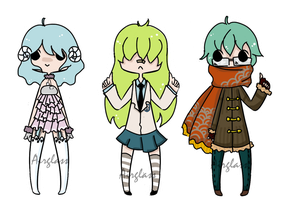 Adoptable Batch #2 [CLOSED] by Airglass