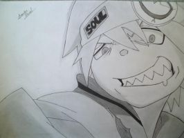 soul eater by WOWlightning