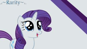 Rarity Wallpaper by ChillyBilly4