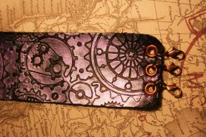 The Mysterium Cuff by turnerstokens