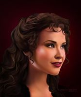 Christine Daae by ThreshTheSky