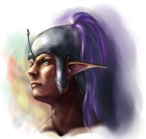 Elf by RiMary