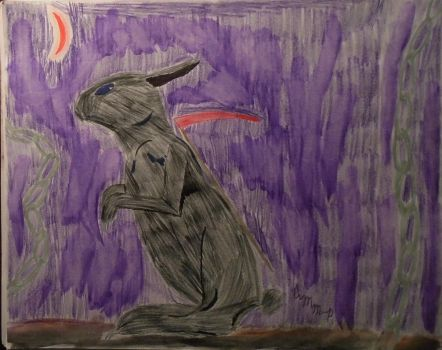 A Rabbit Like No Other by Agent36496