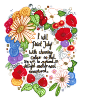 I will Paint July by Landale