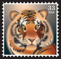 Endangered Species Stamp by ryan-gfx