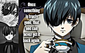 Ciel Phantomhive Quote by Xela-scarlet