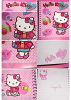 My Hello Kitty's Notebook by OrdinaryThing