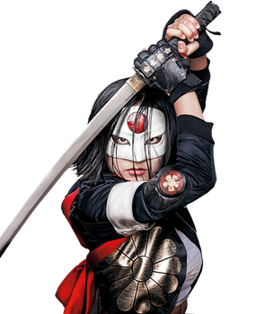 Katana Poster PNG by AlottaOficial by AlottaOficial