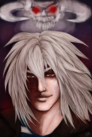 I am the Darkness . Yami Bakura by ManaSaya