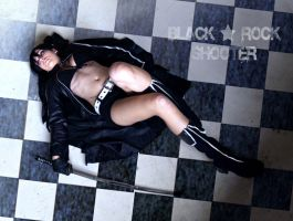 Black Rock Shooter 05 by cibo-black-cat