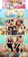 HAPPY SNSD ANNIVERSARY by SuSimSi