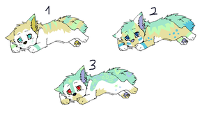 Design Challenge Adopts 2 by LizzysAdopts