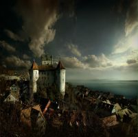 Meersburg Castle by Alcove
