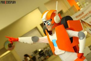 Rung will lead you in a bright new world! (cosplay by Merry-Taggg