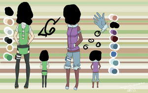 reselling custom naruto adoptables by michyla
