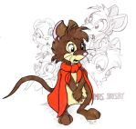 Mrs Brisby, or Frisby. by Murrs