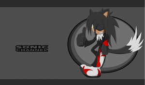 Jack The Tiger-Wolf - (Sonic Channel) by Angulk29