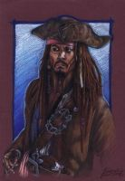 Jack Sparrow by Buchemi