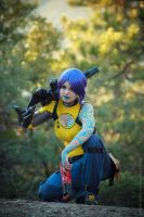 Maya cosplay 01 by FirstKeeper