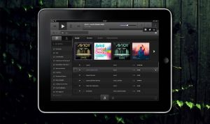 iPad Music Station by EmilioEx