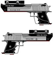 Magnum Research Desert Eagle by sucker1999