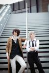 Bungou Stray Dogs - On Duty by aco-rea