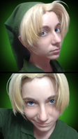 Young Link WIP by TellitaMS