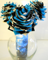 Damask Roses by LypticDesigns