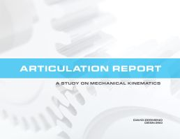 Articulation Report_Cover by davidz1205