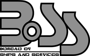 Bureau of Ships and Services (BoSS) Logo by viperaviator