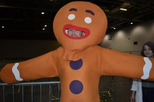 Cosplay - Gingerbread Man by Art47