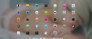 Yosemite icons in action #3 by TigerCat-hu